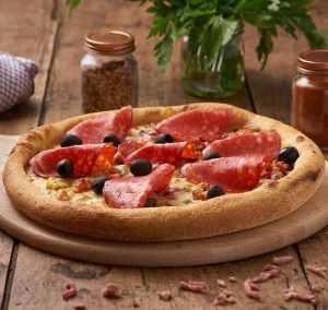 pizza paysanne