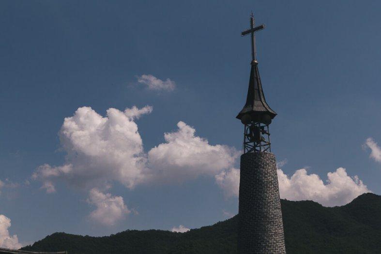 Andong Hahoe Village Church