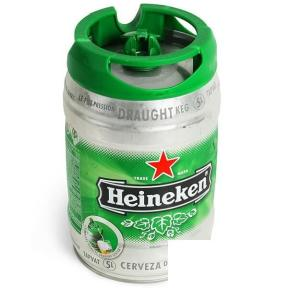 Muju Ski Resorts Sells Heineken Min Kegs