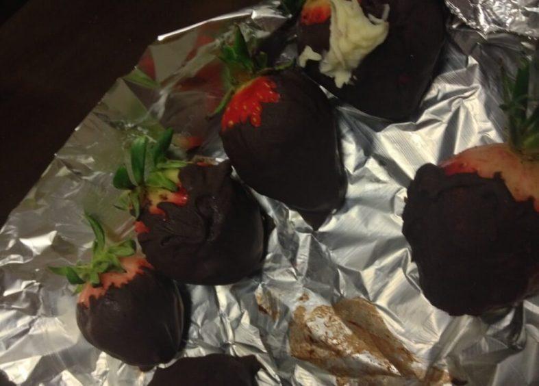 Korean Valentine Chocolate