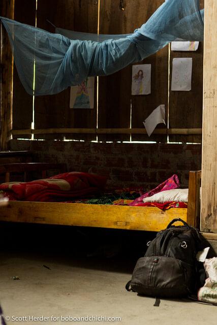 Bed in Sapa