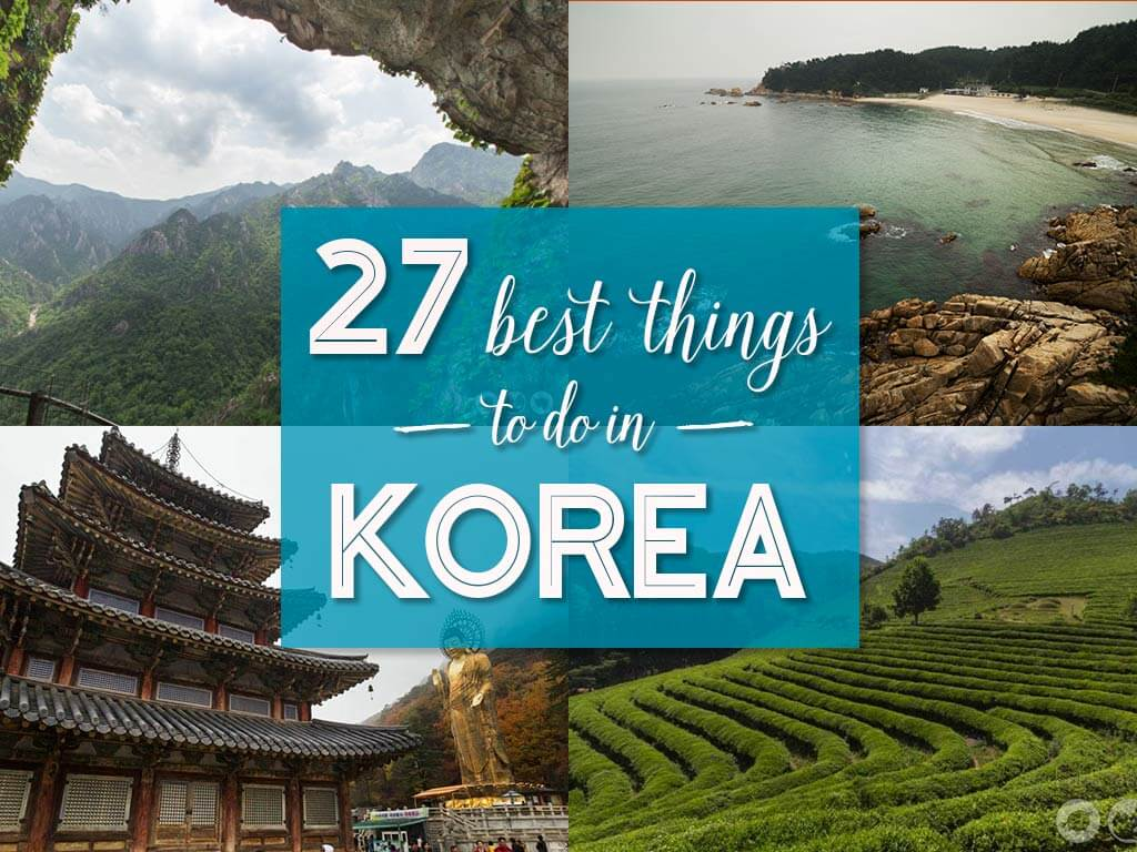The 27 Best Things to do in Korea Outside of Seoul
