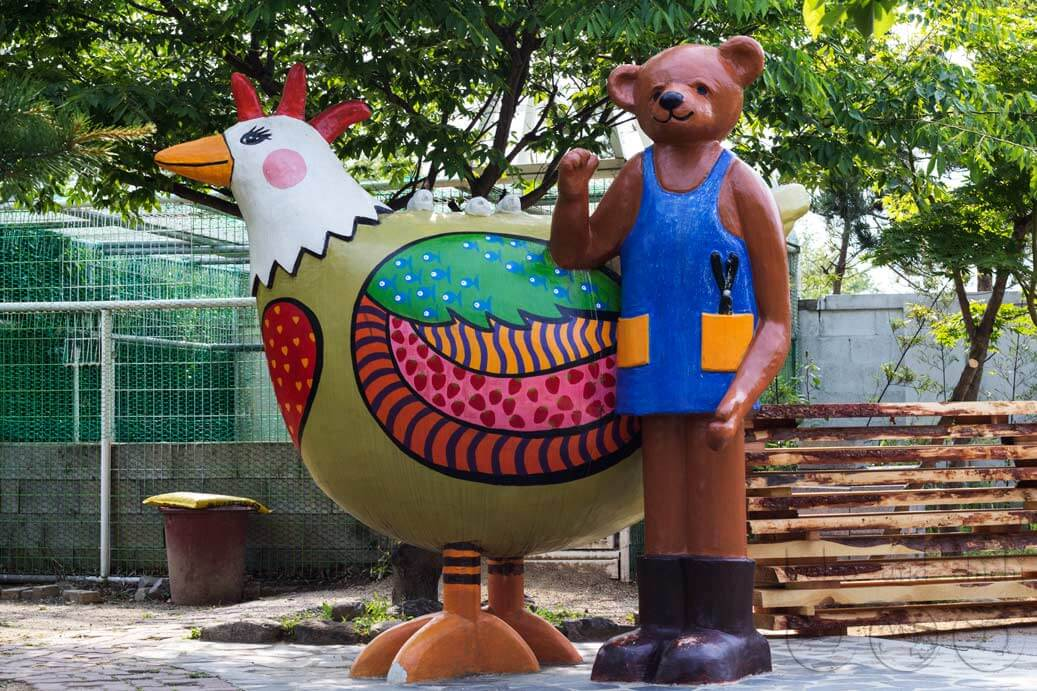 Sokcho Teddy Bear Farm