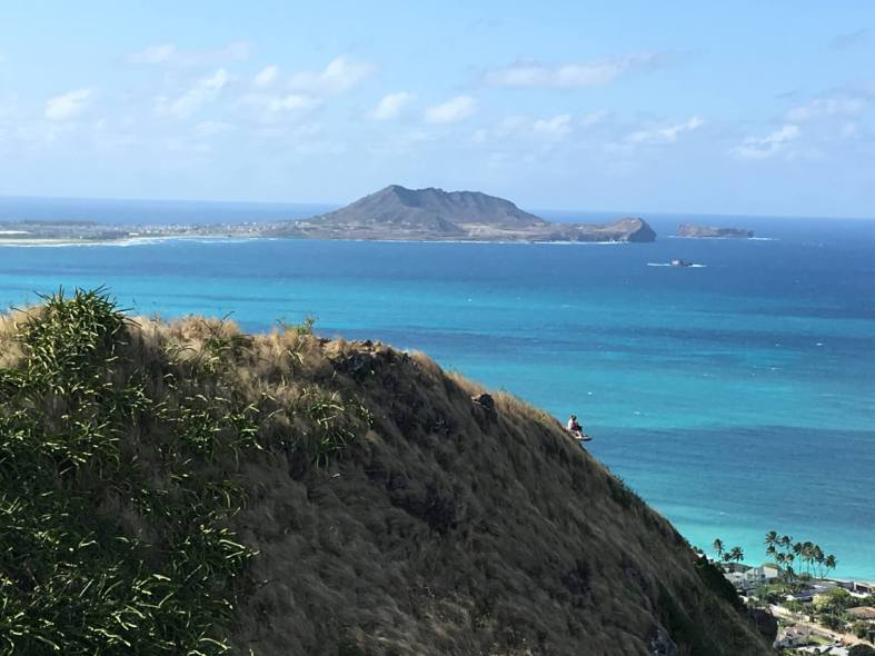 Cool view from pillbox