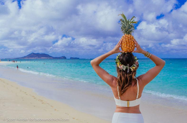 Hawaii Pineapples