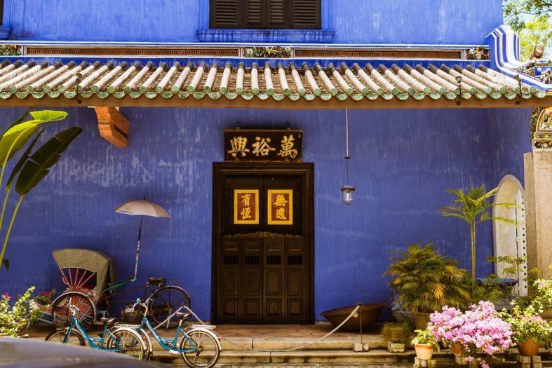 Blue Mansion Penang