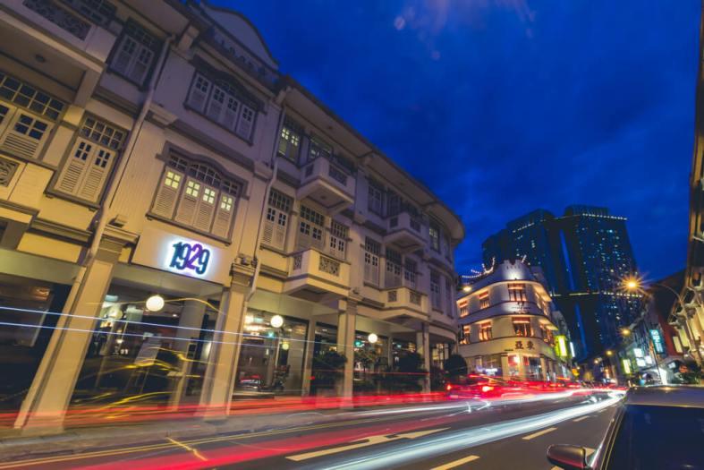 Hotel 1929 Singapore