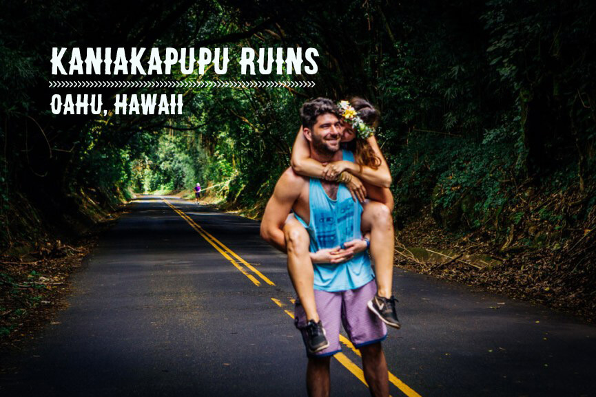 Through our Lens: Kaniakapupu Ruins in Oahu