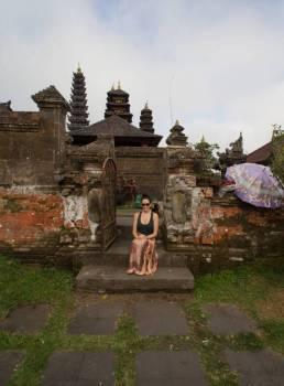 Megan-Sitting-at-Gate