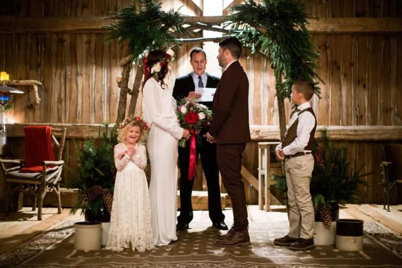Ohio Winter Wedding