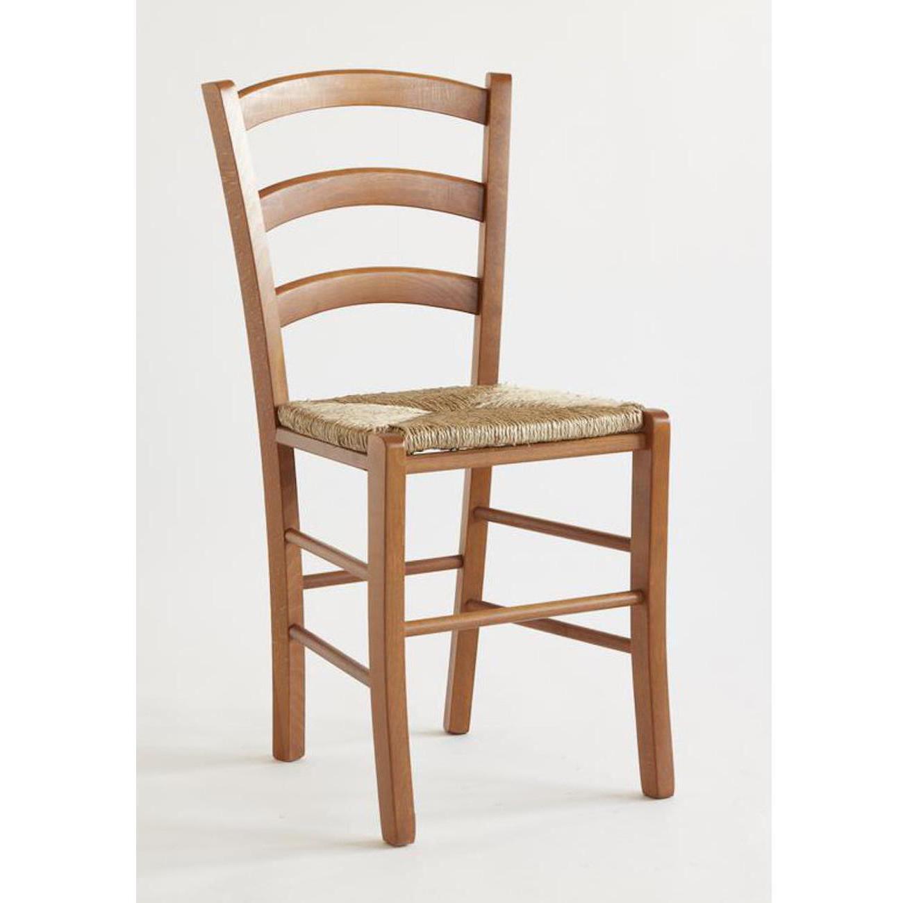 chaises en bois naturel paysanne noyer