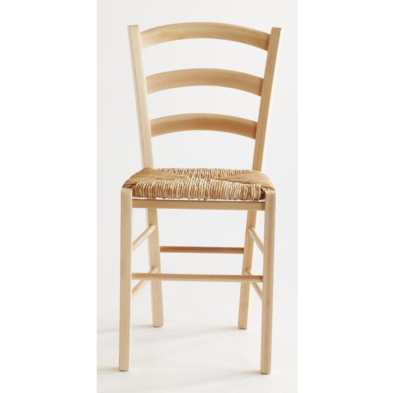 chaises en bois naturel paysanne camel