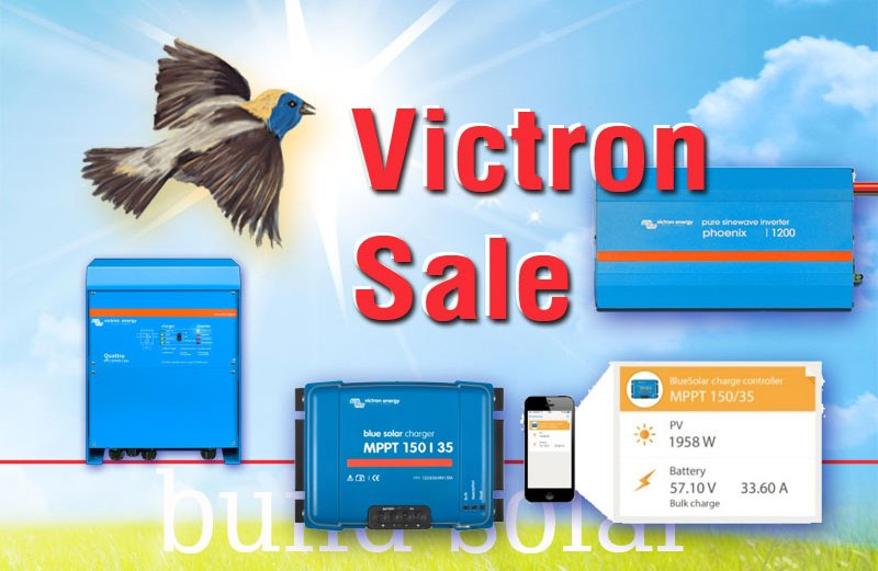 Victron Sale — We match U.S. online prices