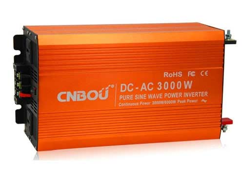 CNBOU inverters feature low idle draw, clean puresine output and quality manufacture. Enjoy!
