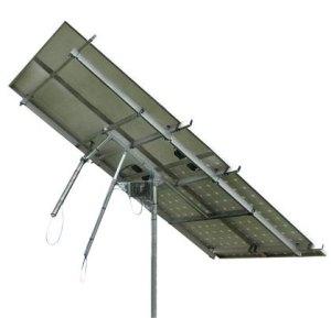Cool solar tracker