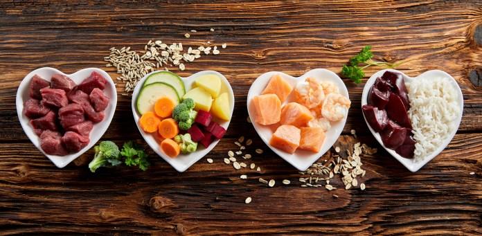Healthy Dog Food Ingredients