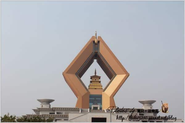 【中國】西安西線。Day12-3 法門寺。釋迦牟尼佛的舍利在這裡!!