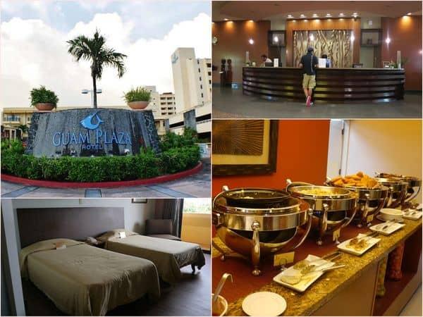 【2014 Guam】關島住宿。廣場飯店( Guam Plaza Hotel )住宿經驗分享