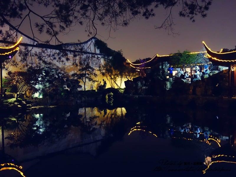 蘇州園林,網師園|夜遊網師園,崑曲、評彈園曲合一,體驗江南文化的完美結合。