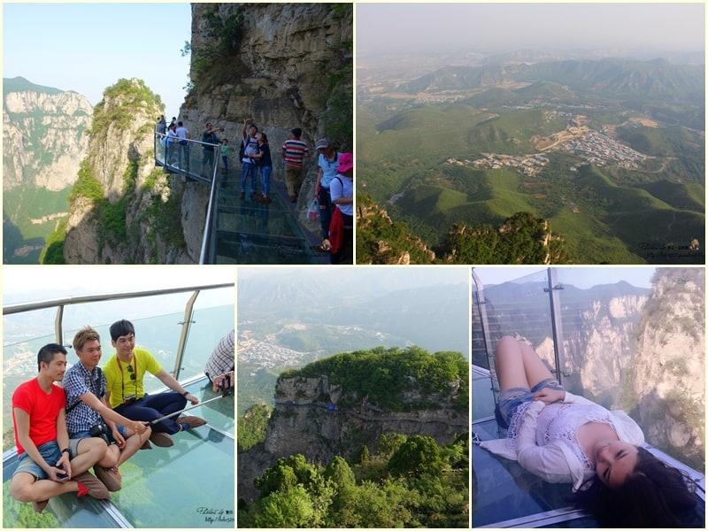 河南景點、焦作雲台山|茱萸峰鳳凰嶺。驚險刺激玻璃棧道,懸崖峭壁上的新奇體驗!