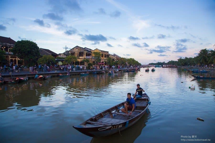 越南、會安景點|會安古鎮,穿越千年的迷人小鎮。