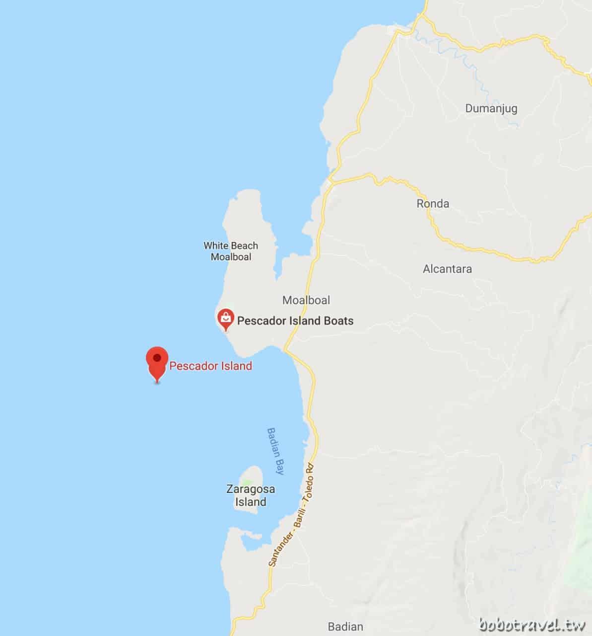 batch Pescador Island