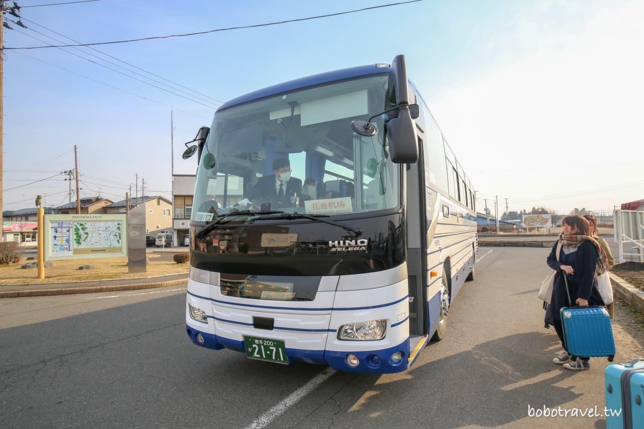 日本東北、花卷機場交通|如何從花卷機場到盛岡&花卷市區?巴士票價、路線時刻表,機場免稅店分享