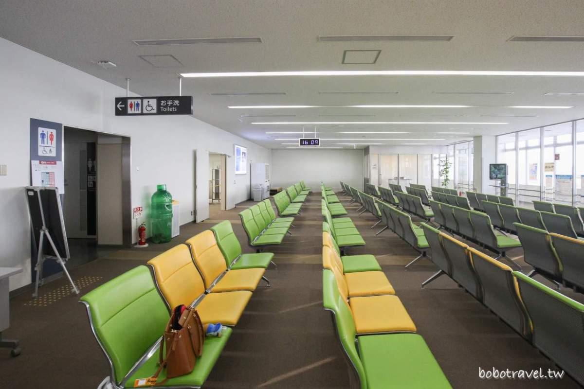 花卷機場17