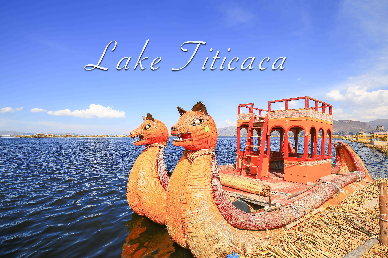 秘魯、PUNO|DAY6-2 的的喀喀湖(Titicaca Lake)。蘆葦島,飄蕩在湖面上的家園