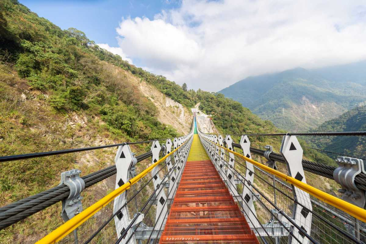 雙龍吊橋9
