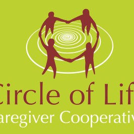 Logo Design - Circle of Life Caregiver Cooperative