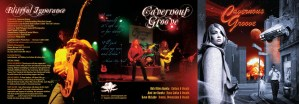 Carvernous Groove CD Cover Illustration / Design by Bob Paltrow