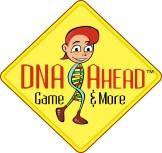LOGO DESIGN - DNA Ahead Board Game