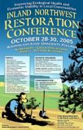 Restoration Conference - Illustration & Design by Bob Paltrow