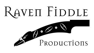 Raven Fiddle Productions Logo Design