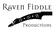 Raven Fiddle Productions Logo Design