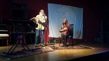 Dean and Dudley Evenson of Soundings of the Planet