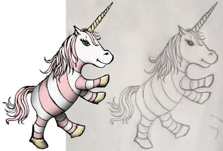 sabrina_unicornsketch