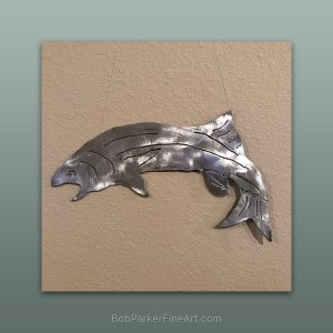 BobParkerFineArt.com | Fine Metal Art Designs by Bob Parker ~ DESIGN-1818