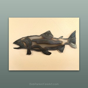 BobParkerFineArt.com | Fine Metal Art Designs by Bob Parker ~ DESIGN-1823