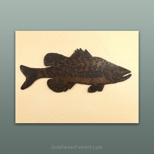 BobParkerFineArt.com | Fine Metal Art Designs by Bob Parker ~ DESIGN-1863