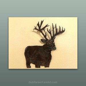 BobParkerFineArt.com | Fine Metal Art Designs by Bob Parker ~ DESIGN-1870