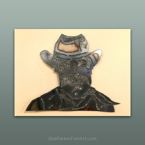 BobParkerFineArt.com | Fine Metal Art Designs by Bob Parker ~ DESIGN-1889