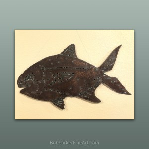 BobParkerFineArt.com | Fine Metal Art Designs by Bob Parker ~ DESIGN-1890