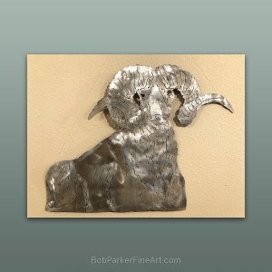 BobParkerFineArt.com | Fine Metal Art Designs by Bob Parker ~ DESIGN-1898