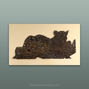 BobParkerFineArt.com | Fine Metal Art Designs by Bob Parker ~ DESIGN-2126b