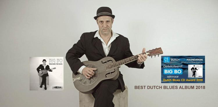 Best Dutch Blues Album 2018