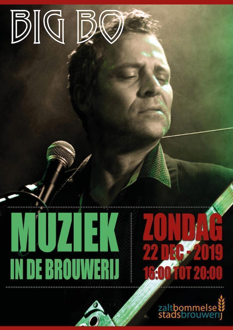 Big Bo - Live at Zaltbommelse Stadsbrouwerij