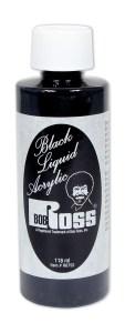 Liquid Acrylic Black 118ml
