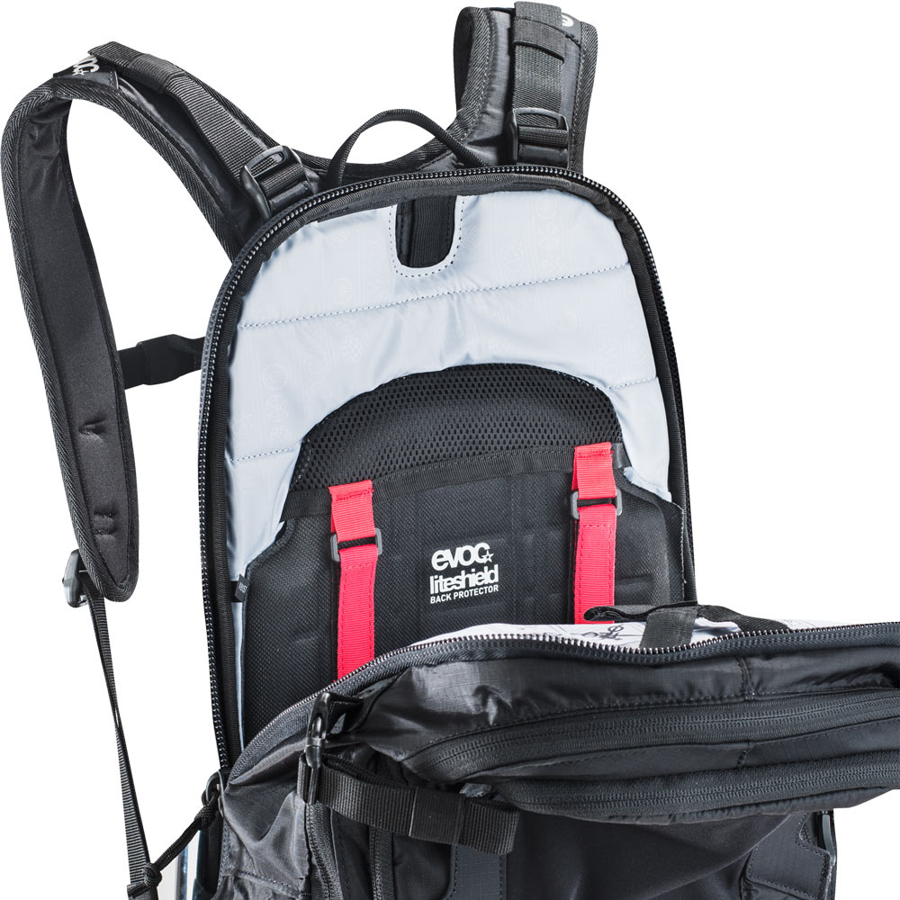 EVOC FR Trail Blackline 20L Medium//Large Black